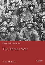The Korean War (Essential Histories), Very Good Condition Book, Carter Malkasian