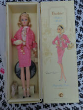 Preferably Pink 2008 Barbie Silkstone Gold Label NRFB