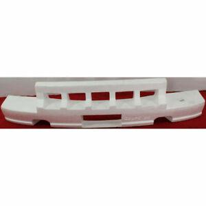 New Rear Bumper Absorber Impact Bar Fits 2003-2007 Saturn Ion GM1170211