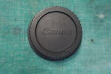 Original Rear Lens Cap Cover for Canon EOS lenses