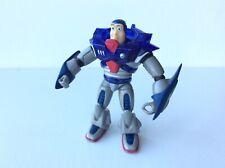 New listing Toy Story 2 Rocket Force Twin Rocket Buzz Lightyear Figure, Rare Disney Mattel
