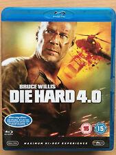 Bruce Willis Live Free Or Die Hard 4.0~2007 Acción Secuela Gb Blu-Ray