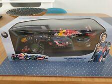 1/18 Minichamps Red Bull Renault RB8 Sebastian Vettel 2012 World Champion