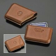 El Casco Memory Card Case Leather