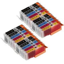 20 PK INK NON-OEM CANON PGI-250 XL CLI-251 XL MG7120 MG7520 IP8720 IP7220 MG5420