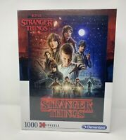 Clementoni   1000 Piece Stranger Things Jigsaw Puzzle   39542   Brand New