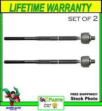 *NEW* SET Heavy Duty EV380 Steering Tie Rod End Front Inner