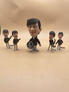 DAVE CLARK 5 FIVE dolls Remco Original Vintage 1964 Beatles Monkees
