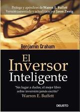 """EL INVERSOR INTELIGENTE"""" gane seguro invierta sin riesgo libro pdf"""