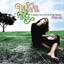 MILK OF THE TREE ANTHOLOGY OF FEMALE FOLK 1966-73 3 CD NEUF