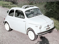 Fiat Nuova 500 1957 – Fiat Cinquecento 1957 –new Model Year introduction–photo 5