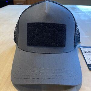 Arcteryx Leaf BAC Trucker Hat - New With Tags - Pilot