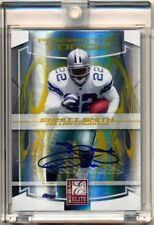2008 Elite EMMITT SMITH/MARION BARBER III Auto AUTOGRAPH Cowboys 12/25