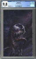 Venom #1 CGC 9.8 Sanctum Sanctorum Parrillo VIRGIN Variant Exclusive