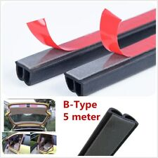 Air Bleed Hole B type door seal pillar Hood Trunk sound insulation 5Meters New
