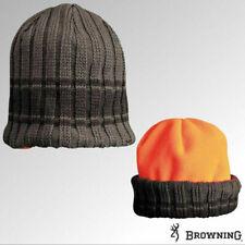 Browning Hat Polar Fleece Reversible Green/Orange (308806)