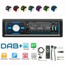 DAB+ Autoradio RDS AM FM Bluetooth Freisprecheinrichtung 2x USB SD AUX IN 1 DIN