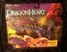 Dragonheart Medusa Dragon with Surprise Attack Serpent Action Figure MINT Kenner