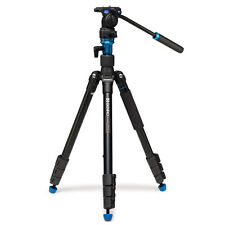 Benro A1883FS2C Areo 2 Video Tripod Monopod Head Kit * 2.5kg (5.5 lb) Max. Load