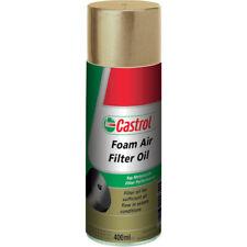 Huile filtre à air Castrol Foam Air Filter Oil 400ML  pour filtre moto quad  ...