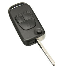 3 Button Remote Key Shell Case For Mercedes Benz ML C CL S SL SEL Class E5R I4M7