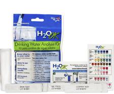 Mosser Lee LT5010 H2O Ok Drinking Water Analysis Kit