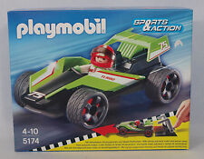 *NEW* PLAYMOBIL 5174 Sports and Action Turbo Racer