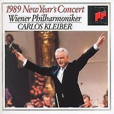 Neujahrskonzert 1989 von Wiener Philharmoniker,Carlos Kleiber (1989)