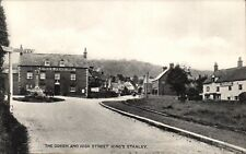Kings Stanley near Stonehouse. The Green & High Street by Walter Collins, Stroud