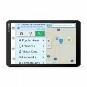 Garmin RV 890 GPS Navigator for RV and Camping with Lifetime Maps 010-02425-00