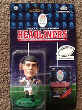 CORINTHIAN HEADLINERS ENGLAND RUGBY UNION Martin Bayfield SEALED IN BLISTER PACK