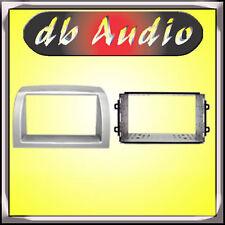 MA/519S Kit di Fissaggio Mascherina Lancia Y 2 DIN Vano Autoradio Universale