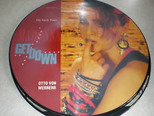 "Madonna 12"" Get Down PICTURE DISC"