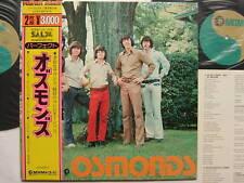 OSMONDS PERFECT JAPAN OBI MINT- NM