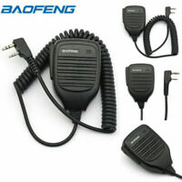 Original Baofeng Speaker Mic Headset For UV-5R A UV-82L GT-3 888s Two Way Radios