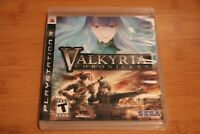 Valkyria Chronicles Sony Playstation 3 (PS3) Standard Edition