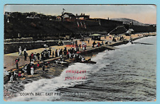 East Promenade and Front at Colwyn Bay, Conwy. Raphael Tuck's unposted card