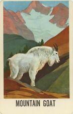 Vintage Single Swap Game Card: Mountain Goat