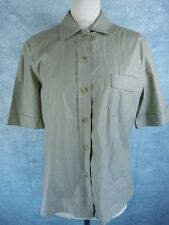 BURBERRYS Chemise Homme Taille S - 12 GB - Manches courtes