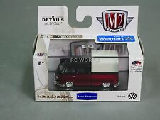 1/64 M2 Machines 1959 VW VOLKSWAGEN Double Cab Bus Truck USA Model  #n2