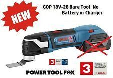 Savers Bosch gop18v-28 Cordless Multitool aiz32 Blade 06018b6002 3165140842563sd