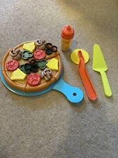 Kids Play Plastic Pizza - Toy Food