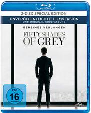Fifty Shades of Grey - Geheimes Verlangen  (+ Bonus-DVD)  [Blu-ray] [Blu-ray]...