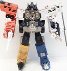 Optimus Prime Super Transformers Energon Leader Class Superlink Combiner