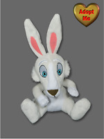 Spin Master Masha And The Bear 9in Bunny Rabbit Hare Stuffed Plush Animal Toy