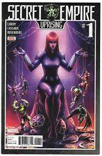 Secret Empire: Uprising #1 (July 2017, Marvel Comics)