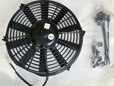 "Thermal Dynamics NEW 12 volt electric fan 12"" dia. Made in USA"