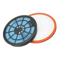 2-in-1 Durable Reusable HEPA Filter Set Fit for VAX95 Vacuum Cleaner Kits