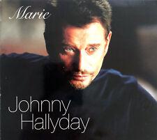 Johnny Hallyday CD Single Marie - Limited Edition - France (EX/VG+)