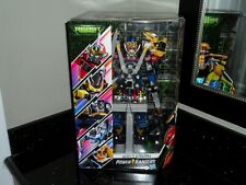 Power Rangers Beast Morphers Beast-X Ultrazord Ultimate Collection Brand New!